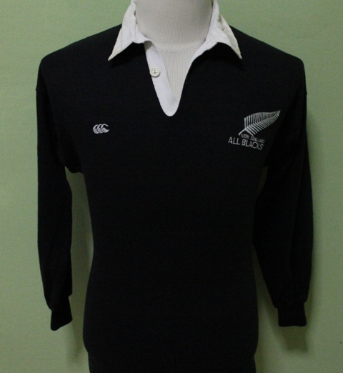 ad60ad75 Canterbury all black rugby jersey