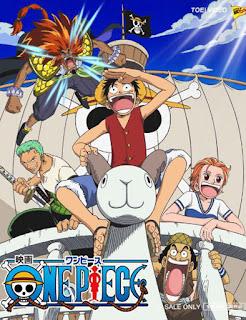 One Piece: La película (2000)  | 3gp/Mp4/DVDRip Sub HD Mega