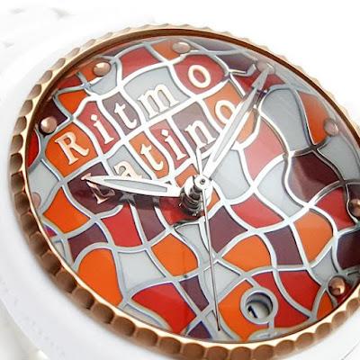Ritmo Latinoの時計