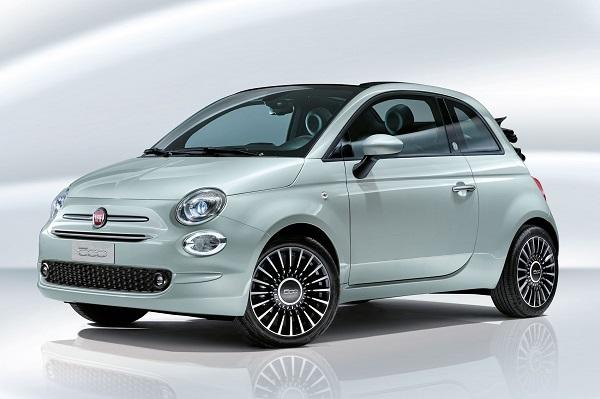Fiat 500 MHB