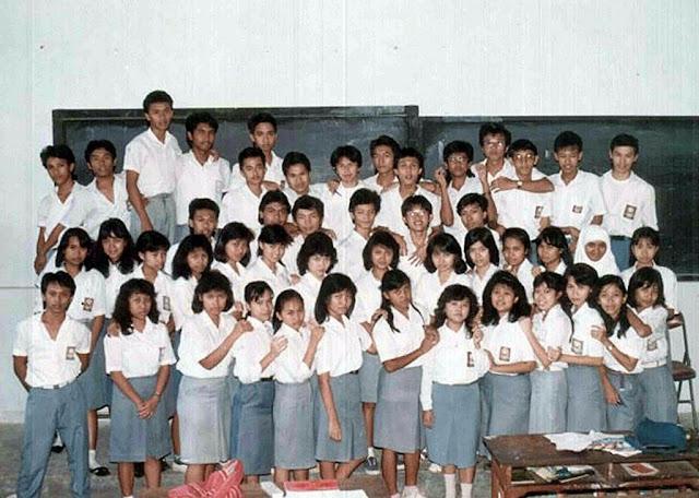 Nostalgia : Amoeba (Anak Moeda Biologi Tiga - SMA Negeri 1 Bogor)