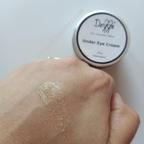 Review of Deyga Under Eye Cream