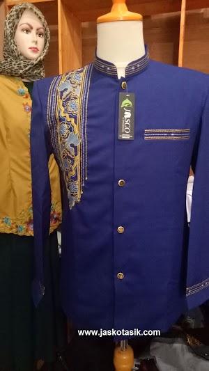 Jasko Sorban Batik Biru Muda
