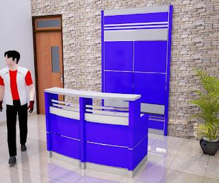 Desain Interior Kantor Untuk Ruang Rapat Dan Ruang Lobby