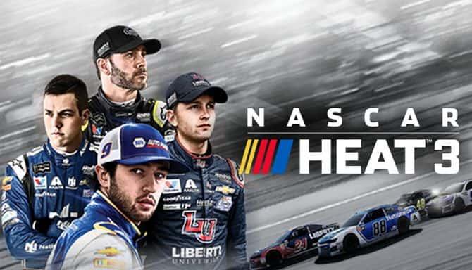 NASCAR HEAT 3 Téléchargement Gratuit