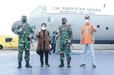 TNI Kirim Prajurit dan Alutsista Bantu Korban Gempa Majene dan Mamuju