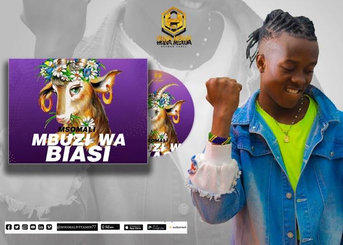 AUDIO   MSOMALI - MBUZI WA BIASI   DOWNLOAD NOW