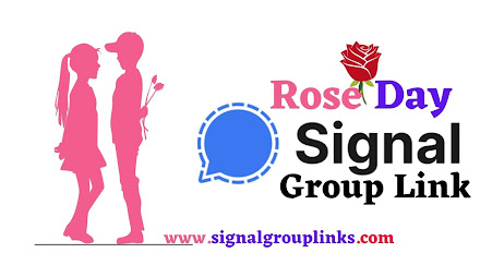 Rose Day Signal Group Link