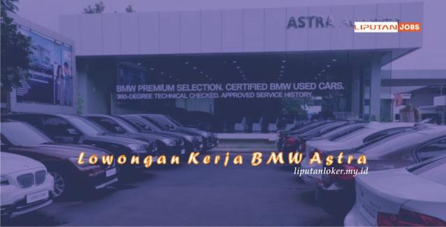Lowongan Kerja BMW Astra