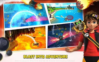 Zak Storm Super Pirate Apk Data Obb