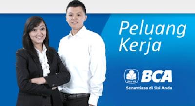 Lowongan Kerja Bank BCA Terbaru, Lowongan Kerja non CPNS, lowongan kerja Oktober 2016