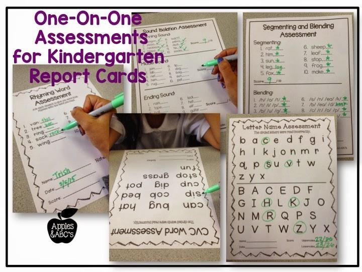 Slide3 - Kindergarten End Of Year Assessment