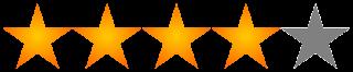 Resultado de imagen para cuatro estrellas de cinco