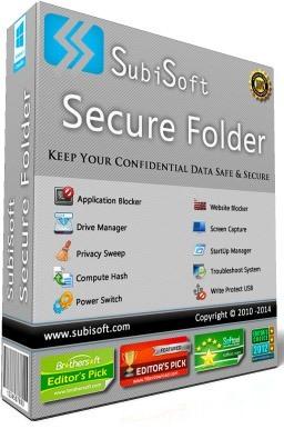 لحمايه ملفاتك ومجلداتك بثلاث مستويات Secure+Folder.jpg