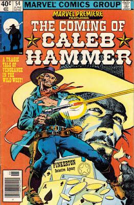 Marvel Premier #54, Caleb Hammer