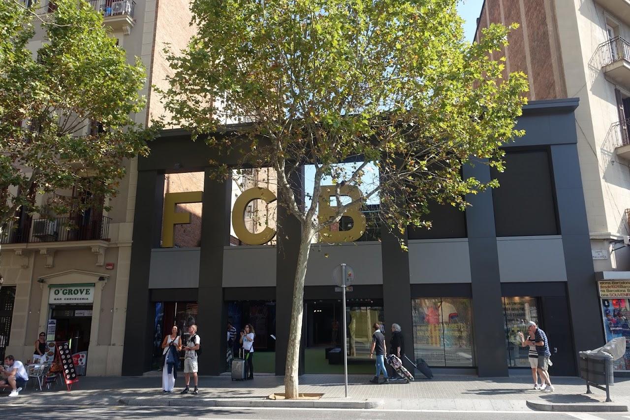 FCBotiga サグラダ・ファミリア店(FCBotiga Sagrada Familia)