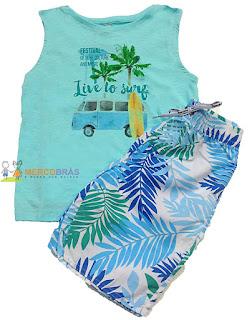 Confecção de roupas infantis