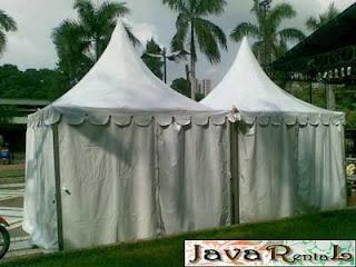 Sewa Tenda Kerucut - Rental Tenda Kerucut Murah