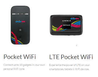 Smart LTE Pocket WiFi