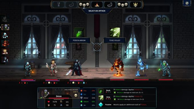 Legend of Keepers Career of a Dungeon Master is a dynamic role-playing adventure with elements of strategy