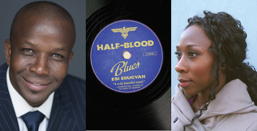 The second book voted off of Canada Reads 2014 is: Half Blood Blues by Esi Edugyan