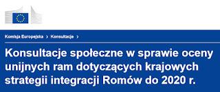 https://ec.europa.eu/info/consultations/public-consultation-evaluation-eu-framework-national-roma-integration-strategies-2020_pl