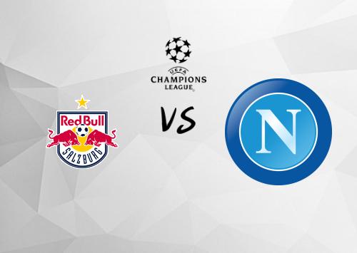 Salzburgo vs Napoli  Resumen y Partido Completo