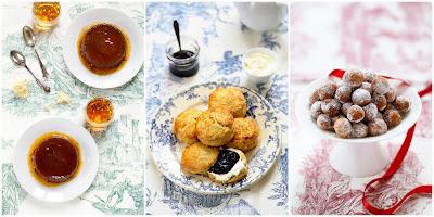 Desserts vintage (photos Edda Onorato)