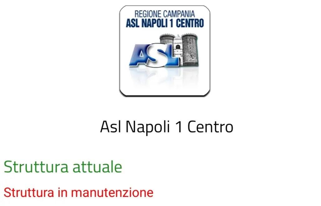 Visite ASL Napoli 1 non prenotabili online