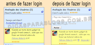 login no google friend connect