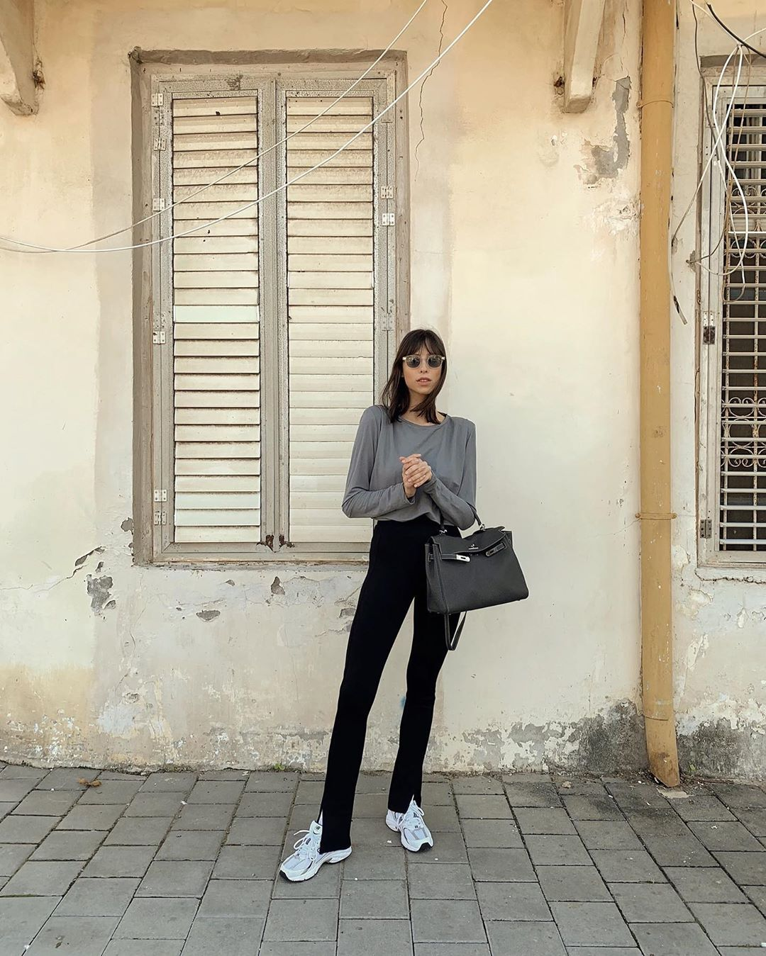 These Split-Hem Pants Are Trending Right Now