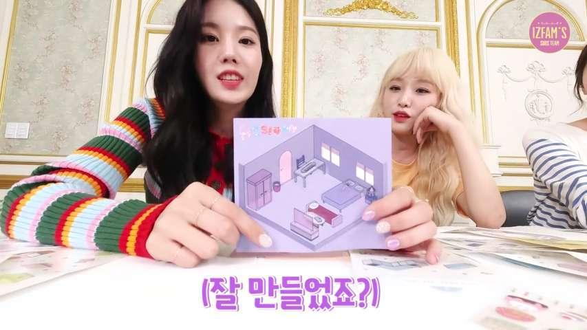 IZONE Housewarming Party Episode 02 Sub Indo