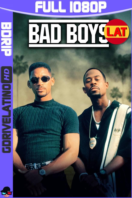 Bad Boys (1995) BDRip 1080p Latino-Ingles MKV