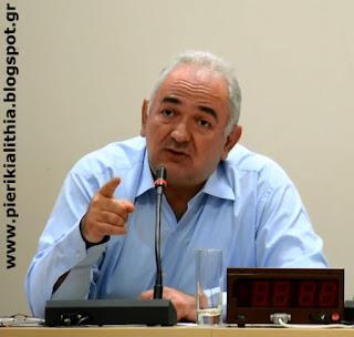 Σάββας Χιονίδης : Καταδικάζουμε κάθε σεξιστική ή ρατσιστική συμπεριφορά. (ΒΙΝΤΕΟ)