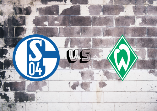 Schalke 04 vs Werder Bremen  Resumen