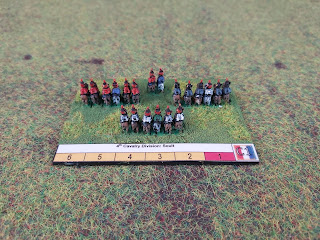 6mm Cavalry from Napoleon's army in 1815