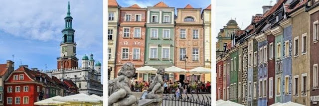 Things to do in Poznan: walk around Old Market Square in Poznan Old Town