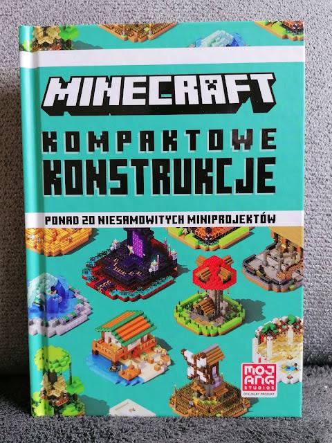 Minecraft konstrukcje i komiks