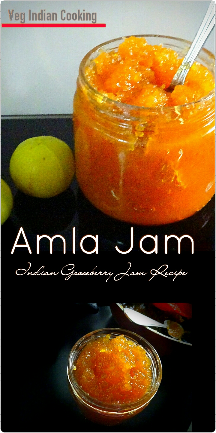 How to cook jam from gooseberries