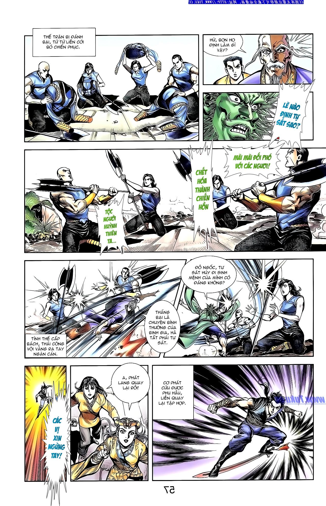 Cơ Phát Khai Chu Bản chapter 144 trang 14