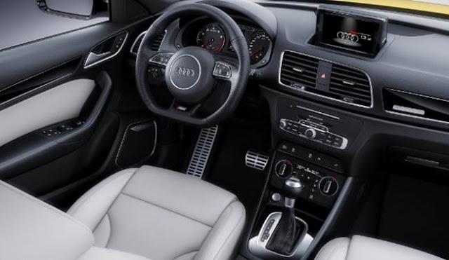 2018 Audi Q3 Redesign, Release Date