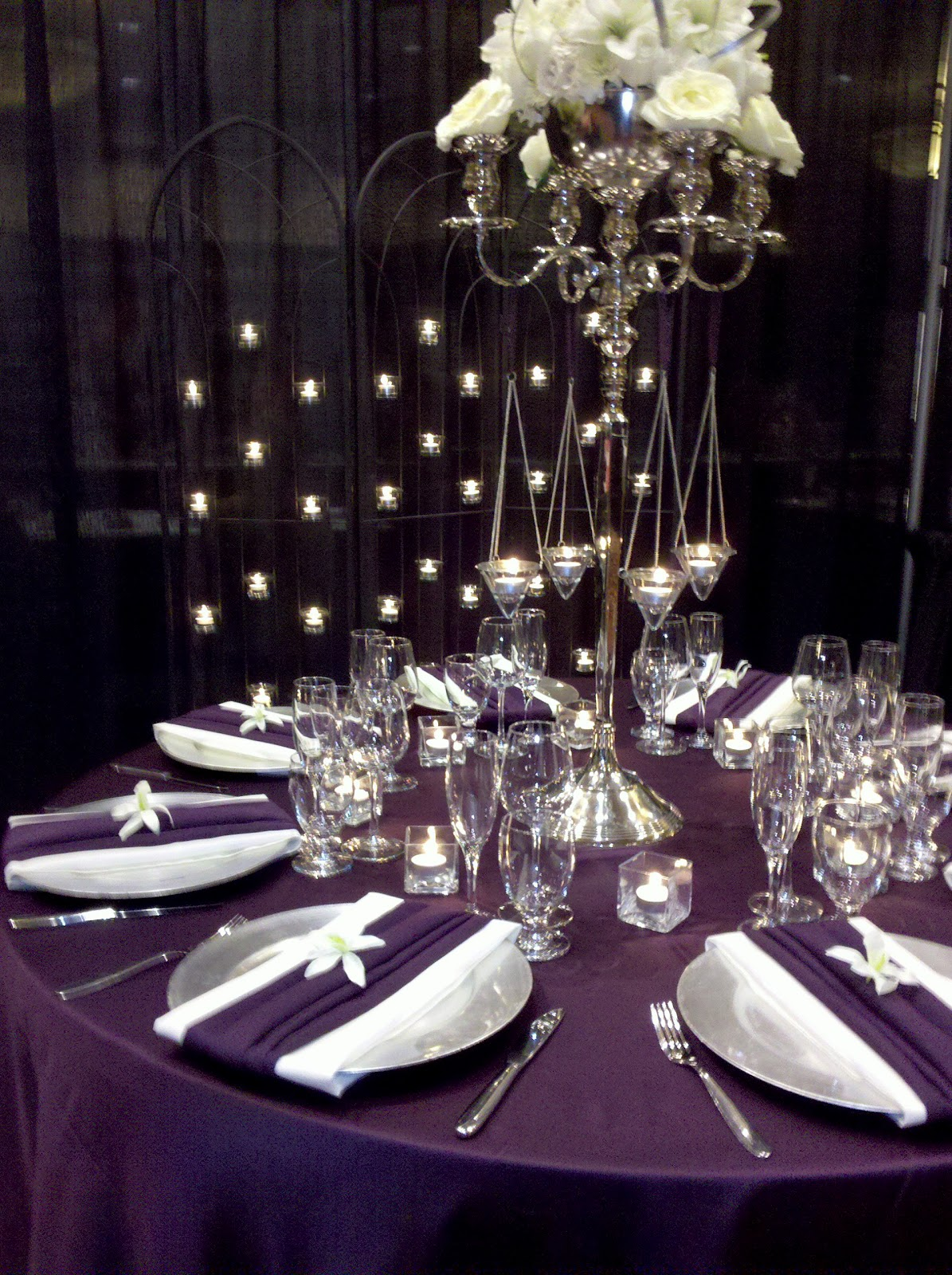 Rental Highlight Chargers  Elite Events Rental