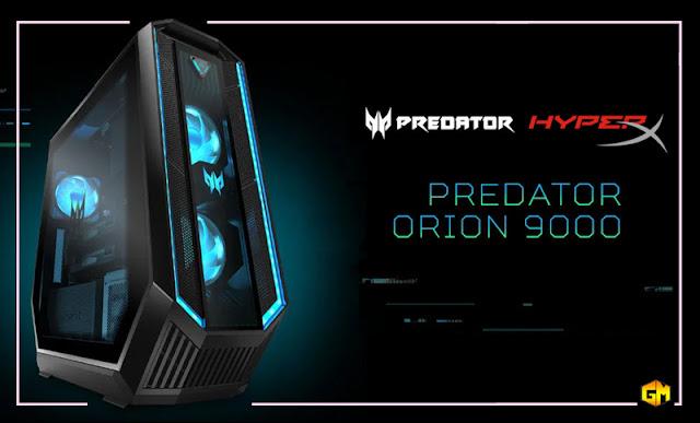 Acer Predator Orion PC Hyper X Gizmo Manila