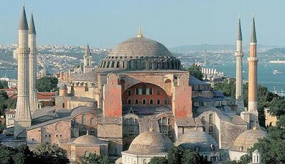 Azan Dilaungkan Pertama Kali Selepas 81 Tahun di Hagia Sophia, Istanbul