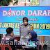 Polres Pinrang Gelar Donor Darah Di Carfreeday Lasinrang Park