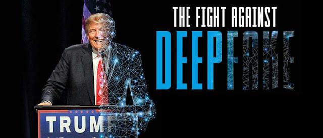 Trump Deepfake Image - DiscoverDior