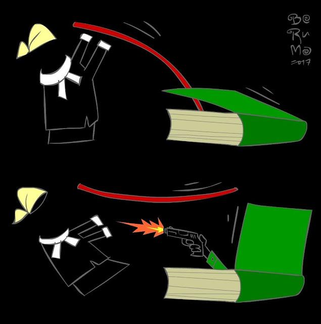 ကာတြန္း ဘီရုုမာ – ၀မ္းနည္းျခင္း ကာတြန္း