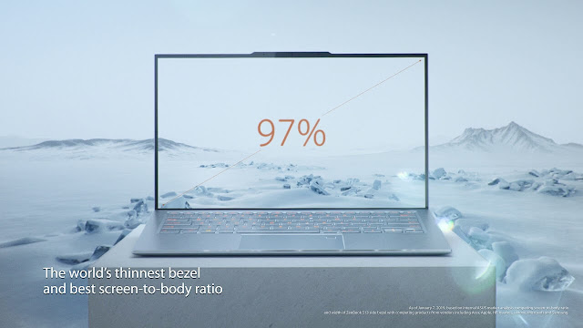 ASUS Zenbook S13 Bezeless PC