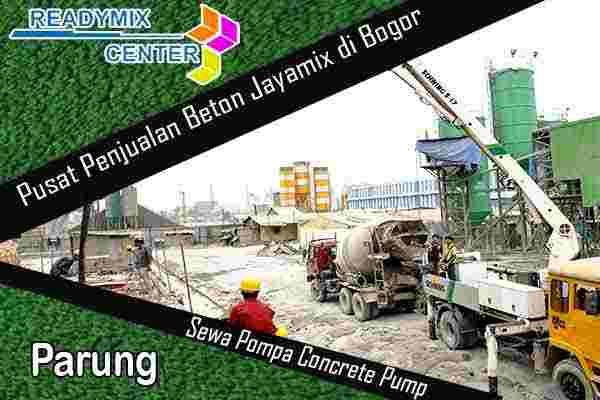 jayamix parung, cor beton jayamix parung, beton jayamix parung, harga jayamix parung, jual jayamix parung