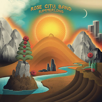Ripley Johson and Rose City Band